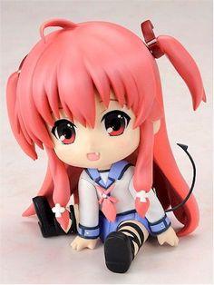 Anime Castle - Angel Beats! Petanko Yui Figure (Pre-order)