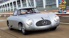 """Lendas de Le Mans: Mercedes-Benz W194, o vencedor que deu origem ao 300SL """"Gullwing"""" +http://brml.co/1DIPe4H"""