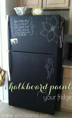 Extra fridge!