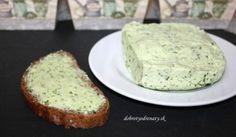 Ako si pripraviť domáce bylinkové maslo - naučte sa to s nami - Magazín Herb Butter, Muffin, Herbs, Bread, Cooking, Breakfast, Food, Kitchen, Morning Coffee