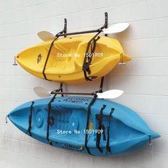 Kayaks Webbing Boat Hanger Strap - Set of 2 #
