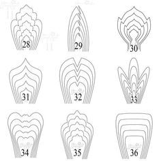 ALL flower PDF templates Handmade Item Instant Digital Download : 2 PDF included Materials: our downloadable files, paper, glue, scissors, pencil made to order questions? contact the shop owner Create your own paper flowers using newproject_11 templates Our templates are