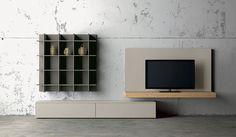 Een overzicht van de Nuvola tv kasten op maat voorbeelden.