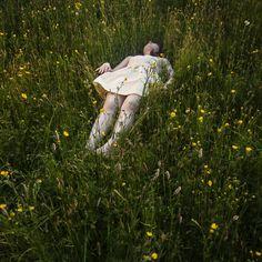 Cig Harvey, 'The Buttercups, Devin, Camden, Maine,' 2013, Robert Klein Gallery