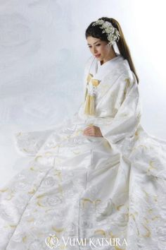 2013 Kimono by Yumi Katsura Robe de mariée                                                                                                                                                                                 Plus