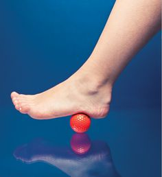 The right kind of self treatment can help you knock out Plantar Fasciitis, a common and annoying injury.