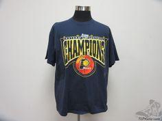 Logo Athletic Indiana Pacers Short Sleeve Crewneck t Shirt sz XL Extra Large NBA #LogoAthletic #IndianaPacers #tcpkickz