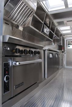 Custom Food Trucks, designed to meet the needs of every budget, product or business type- and Catering Trailer, Food Trailer, Concession Trailer, Streetfood Market, Food Truck Interior, Custom Food Trucks, Mobile Food Trucks, Food Truck Business, Food Vans