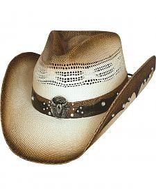 cab0da5503f Bullhide Hats Sun Is Shining Straw Cowboy Hat Cowgirl Hats