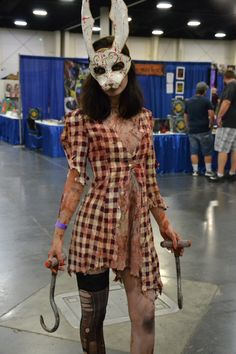 A splicer, from Bioshock, Taken at Salt Lake Gaming Con 2017  -1ne-stop  Channel 4the comic fan & Major League Gamer. E-mail all of your impressive game clips to Quotasgtx@gmail.com #QUOTASGTX:FB|IG|TW|TWITCH|YOUTUBE
