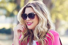 Look do dia: jeans + blazer rosa — Niina Secrets