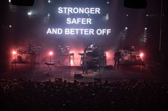 Massive Attack Revisits and Rethinks Its Classic Album Mezzanine Pop and Rock Music Rap and Hip-Hop What Is Information, Adam Curtis, Massive Attack, Radio City Music Hall, Live In The Present, Political Figures, Usa News, Post Punk, Video Footage