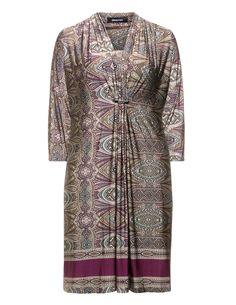 Elena Miro - Kleid im 2-in-1-Look (Größe 42 - 52)