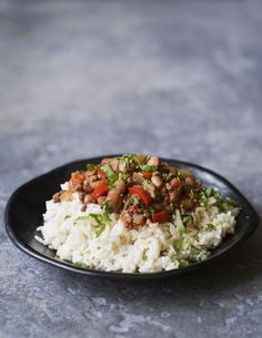 Healthy Recipes, Healthy Food, Food Inspiration, Risotto, Rice, Koti, Dinner, Ethnic Recipes, Chili Con Carne