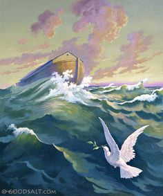 Genesis 8: The Ark and the Dove