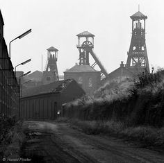 Harald Finster, Abandoned Coal Mine Monceau Fontaine No 18, Charleroi, Belgium