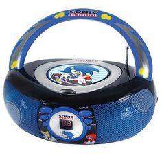 Sonic the Hedgehog Boombox