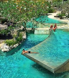 Pin for Later: 27 of the World's Most Beautiful Pools The Ayana Resort in Bali
