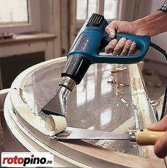 Décapeur - comment il fonctionne et à quoi sert-il? http://www.rotopino.fr/messages/decapeur-comment-il-fonctionne-et-a-quoi-sert-il,4508 #bricolage #decapeur #thermique #outil #outillage #rotopino