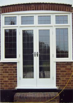 Change an existing lounge, dining room or kitchen window into a French door to allow more natural light into your room and give you access to your garden   Change an existing bedroom window into a set of French doors leading out on to a balcony or a Juliet balcony to completely transform your bedroom.   http://www.ifosterwindows.co.uk/french-and-bi-fold-doors/info_20.html