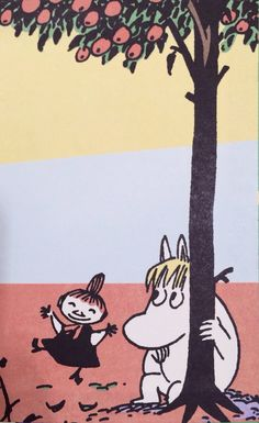Moomin Comic