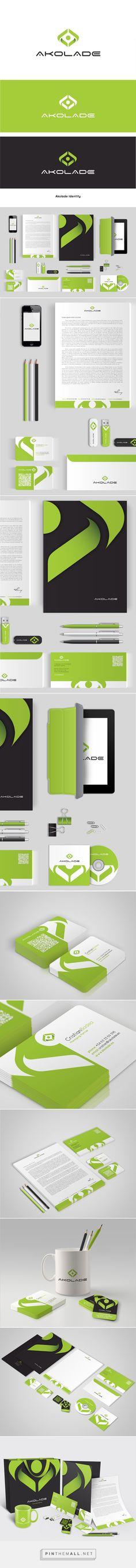 Akolade Invest Consulting Branding on Behance   Fivestar Branding – Design and Branding Agency & Inspiration Gallery   Professional Logo and Website Design