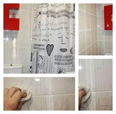 Ideas geniales para limpiar las juntas de los azulejos de la cocina o el cuarto de baño.