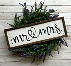 Diy Wedding Wood Signs Bridal Shower Ideas For 2019 Wood Wedding Signs, Diy Wood Signs, Rustic Wood Signs, Diy Wedding, Wedding Gifts, Wedding Quotes, Wedding House, Trendy Wedding, Wedding Ideas