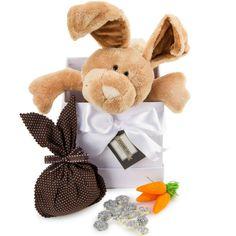 Essa Páscoa o Coelho não chegou sozinho! Ele trouxe também esses dragês de chocolate belga da Sucrier para você se deliciar! Uma ótima opção de presente! FOUND IT! - Presentes especiais para todas as ocasiões.
