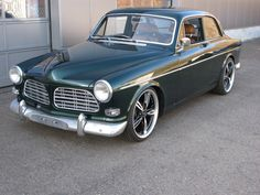 Volvo Amazon Custom Car
