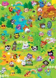 Moshling Combinations - Moshi Monsters....I..die..for moshi