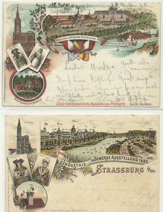 1895 Strassburg