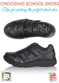 Choosing school shoes - what to look for in a great pair of school shoes.  Our top ten tips for how to choose the perfect school shoes for your children.