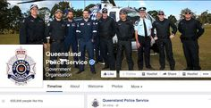 How Queensland Police Service gets 60,000 likes on Facebook posts