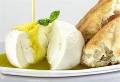 Mozzarella di Bufala | Buffalo #Mozzarella, Campania