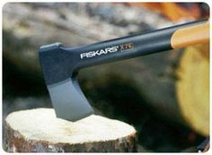 Unbreakable hatchet: The Unbreakable Hatchet is perfect for campers, hikers, and all types of outdoor enthusiasts. It's easy to carry, easy to use, and it handles better and faster than a traditional axe.