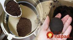 Milé dámy, dávame vám do pozornosti najmä staré triky s kávovu usadeninou pre krásu. Poznali a používali ich už naše prababičky!