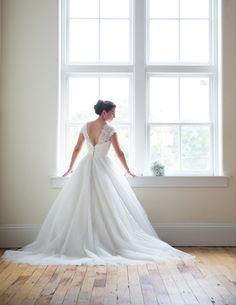allure wedding dress 8987 #wedding #gorgeous