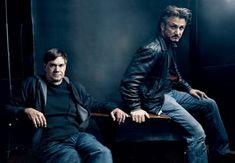 Annie Leibovitz: Gus Van Sant and Sean Penn