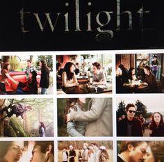 Twilight movie scenes