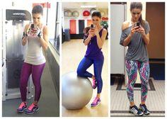 Camila Coelho fitness fashion