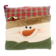 Christmas Country Plaid Pillow Christmas Decor