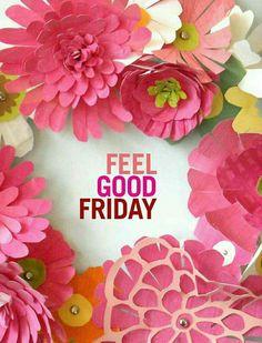 Good morning my beautiful girls. Happy Friday :)