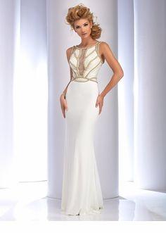 Clarisse Couture Dress 4702 edfe1d526