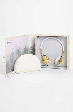 Layla headphones are not only great for listening to music, but when used right they are the perfect outfit accessory! These are a fantastic way of using technology to be fashionable! I'd also love to wear these when I have my career if I'm every traveling or looking towards music for some inspiration.