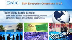 SMK Electronics Announces the Cable Industry's First WiFi Direct® Voice-Enabled Remote Controls