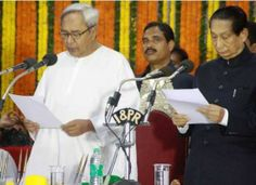 Patnaik takes oath as Odisha Chief Minister for fourth time