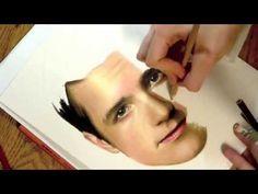 Drawing Josh Hutcherson