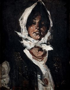 Romanian artist Nicolae Grigorescu's 'Young peasant girl' painting sells for EUR in Paris Painting Of Girl, Painting & Drawing, The Shepherd, Romania, Drawings, Artwork, Painters, Muse, Europe