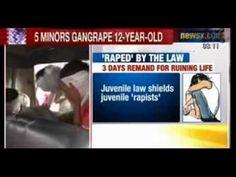 Rape in Guwahati : Five minor rapist send to remand home for 3 days